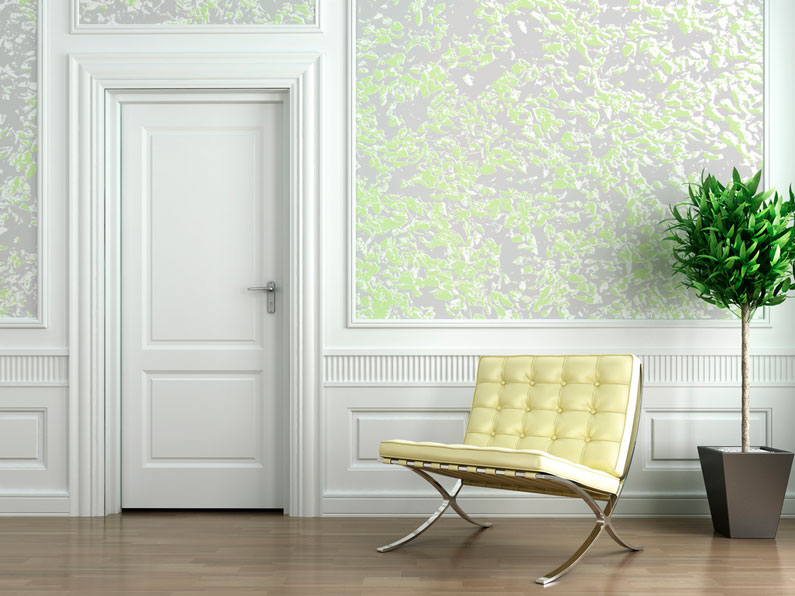 Interior design portfolio fot grafo profesional - Papel pintado para pasillos ...